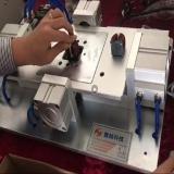 HY-J03 磁环电感线圈整脚机切脚机
