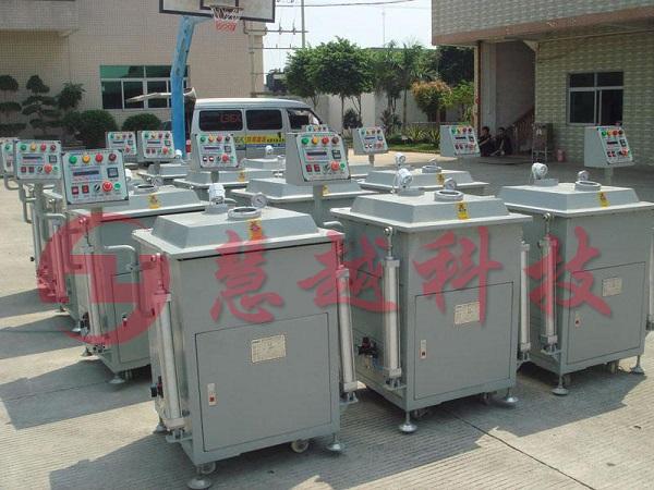 变压器电子行业设备PLC单缸全自动真空浸漆机