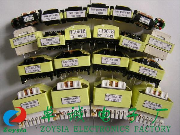 自动穿套管机穿铁佛龙套管对高频变压器用处