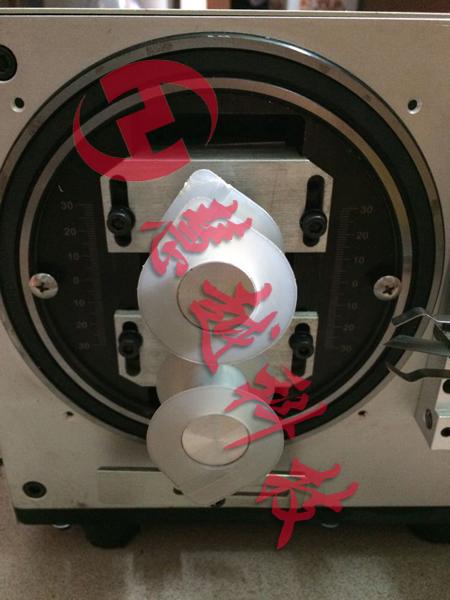 圆形磁环自动包胶机