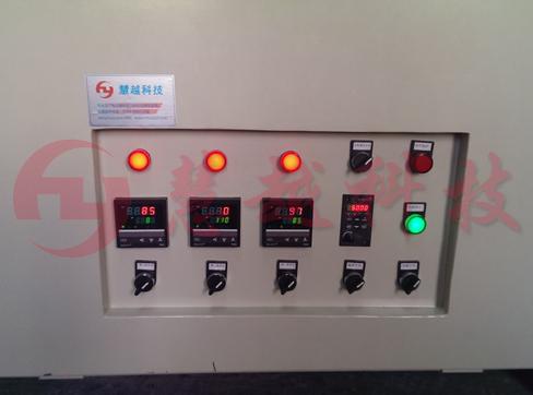 红外线隧道炉控制器面板