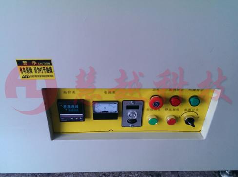 小型红外线隧道炉控制器