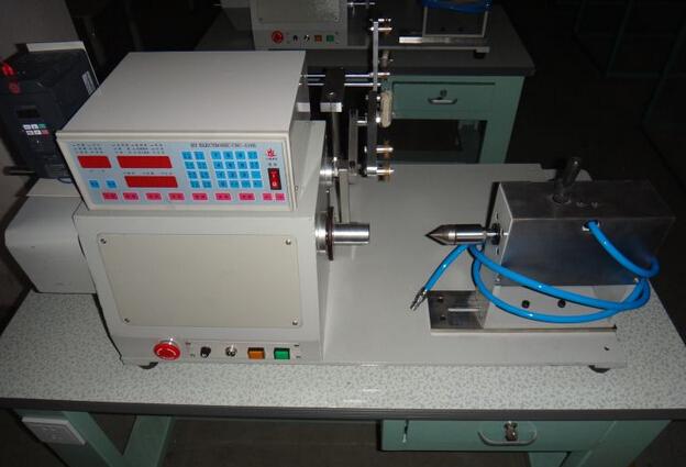 CNC绕线机异常处理