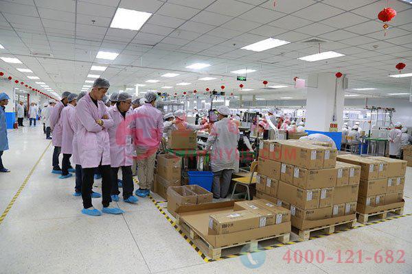 小米集团手机生产基地