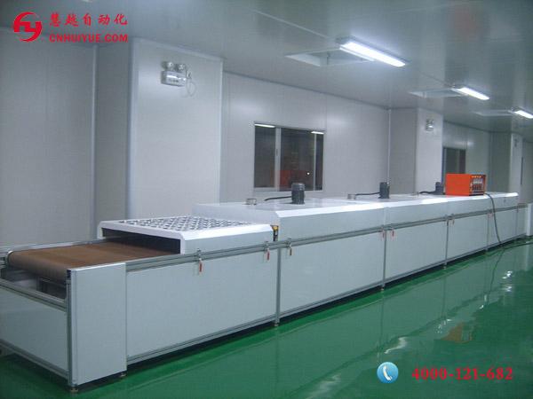 红外线隧道炉在加热时发生臭氧处理办法