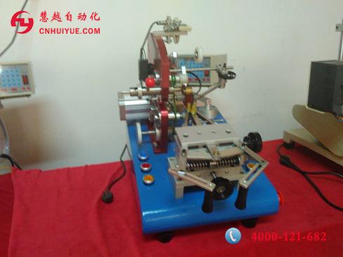东莞环型包胶绕线机
