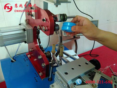 深圳环型包胶绕线机