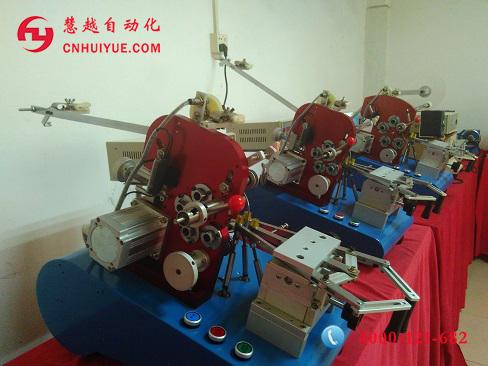 广东环型包胶绕线机