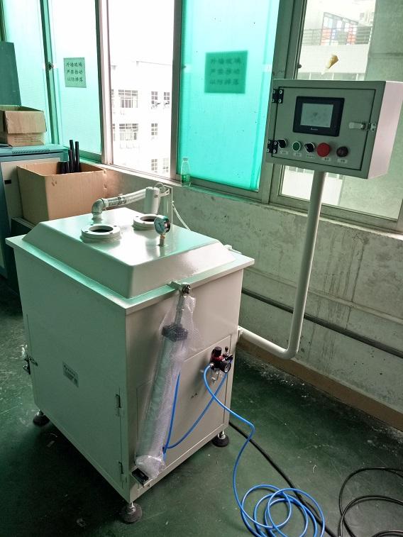 深圳科力电机订购HY-Z02单缸全自动真空含浸机