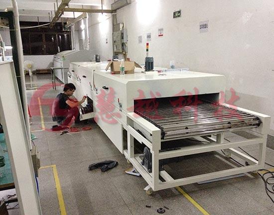 厂家分享广东烘干隧道炉设备开机前注意事项