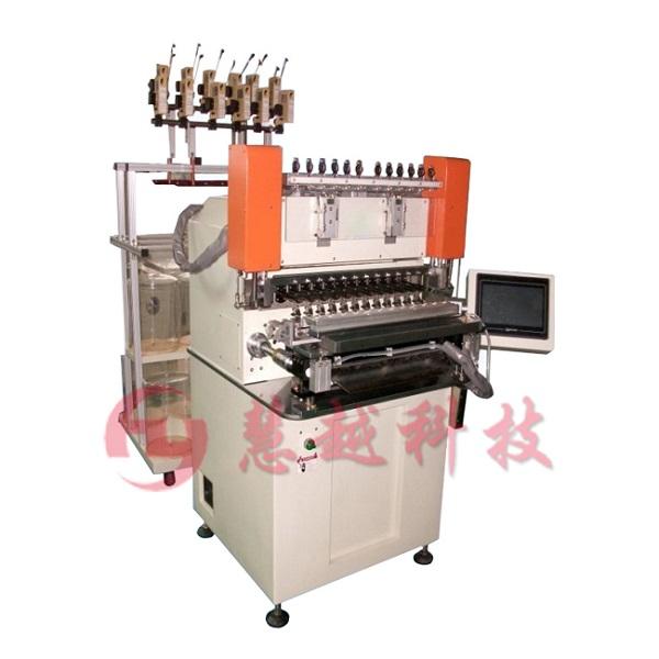 HY-R16十二轴全自动变压器绕线机